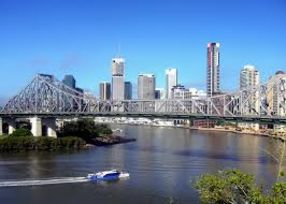 picturesque view in Brisbane